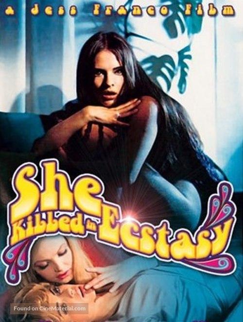 Sie tötete in Ekstase - DVD movie cover