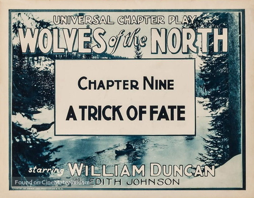 Wolves of the North - Movie Poster