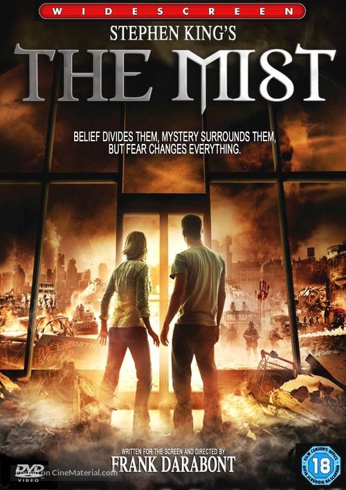 The Mist - British Movie Cover