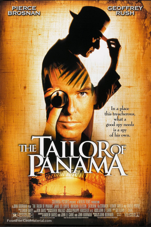 The Tailor of Panama - Movie Poster