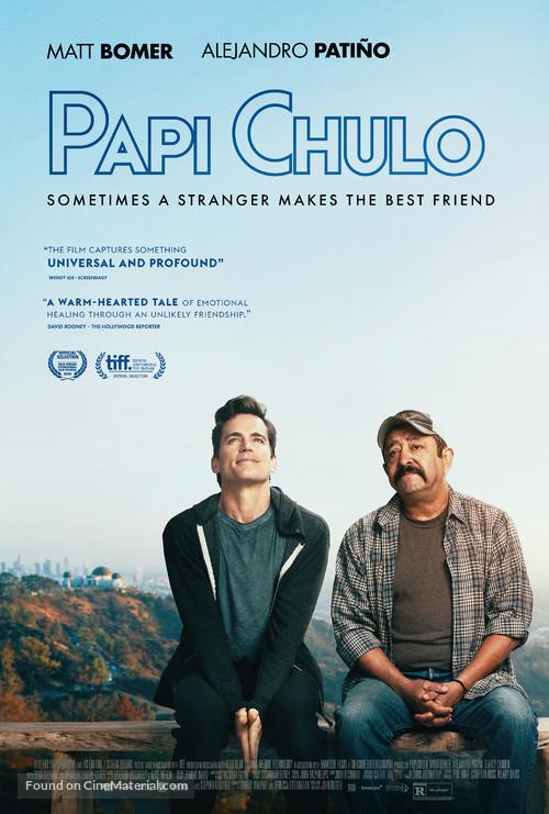 Papi Chulo - Movie Poster