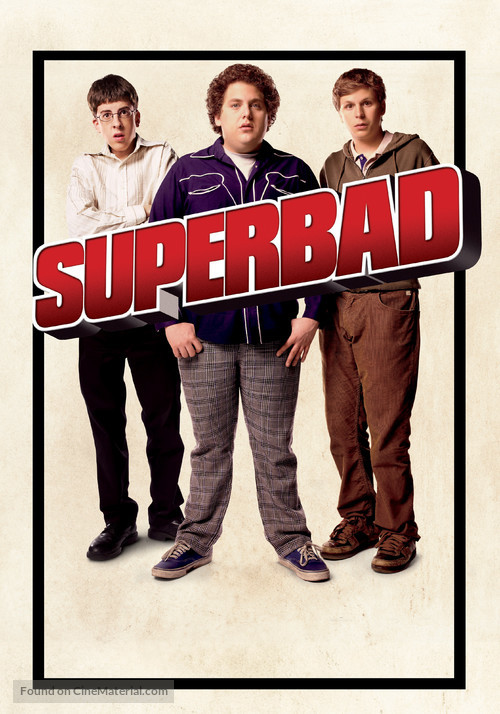 Superbad - Movie Poster