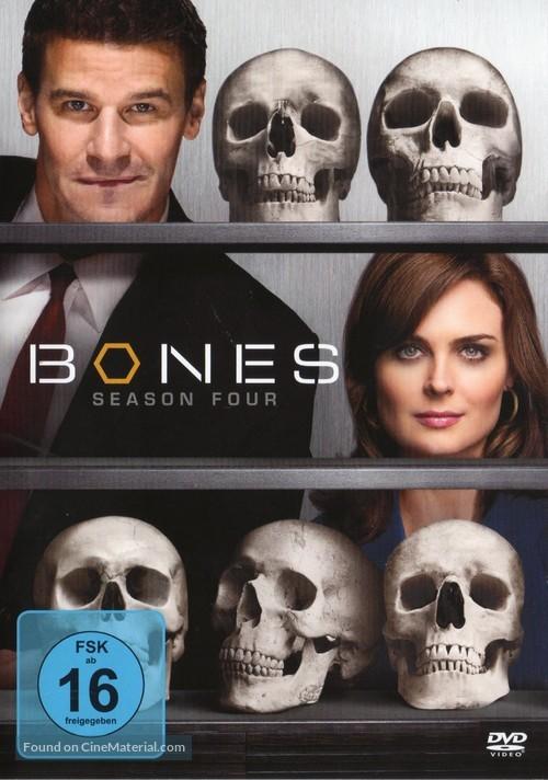 """""""Bones"""" - German DVD movie cover"""