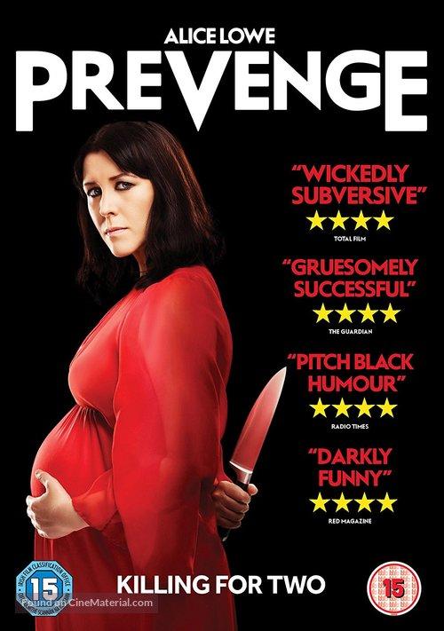 Prevenge - British Movie Cover