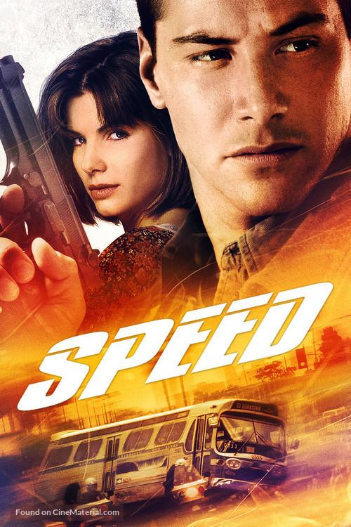 Speed - Movie Poster