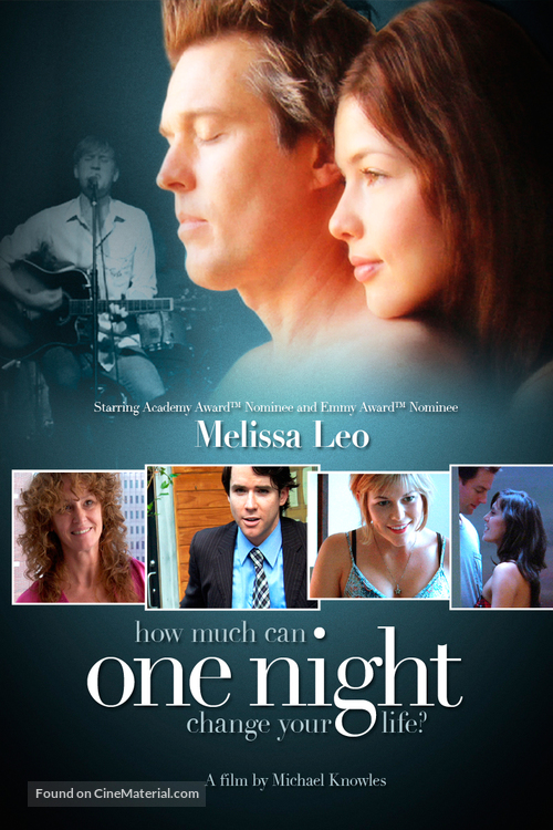One Night - DVD movie cover