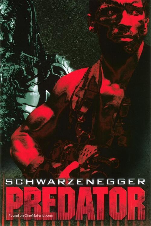 Predator - German VHS movie cover