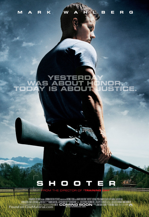 Shooter - Movie Poster
