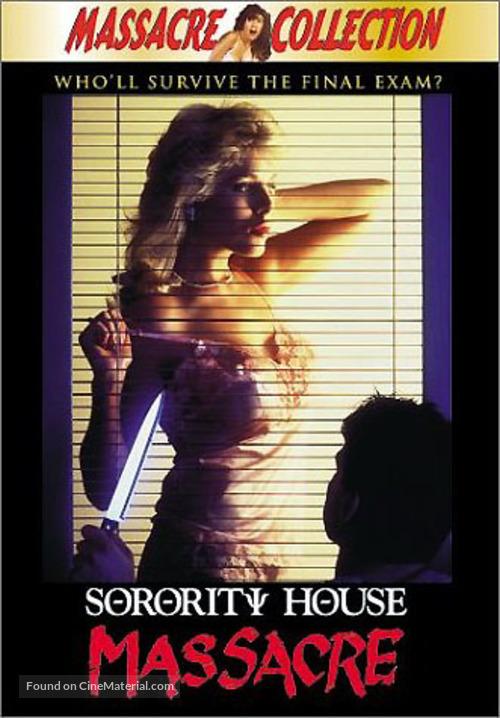 Sorority House Massacre - DVD movie cover