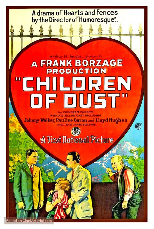 Children of the Dust - Movie Poster