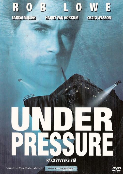 Under Pressure - Finnish Movie Cover