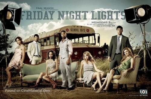 """Friday Night Lights"" - Movie Poster"