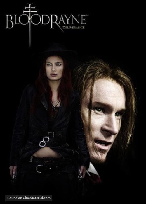 Bloodrayne 2 2007 Movie Poster