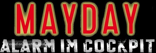 """Mayday"" - German Logo"