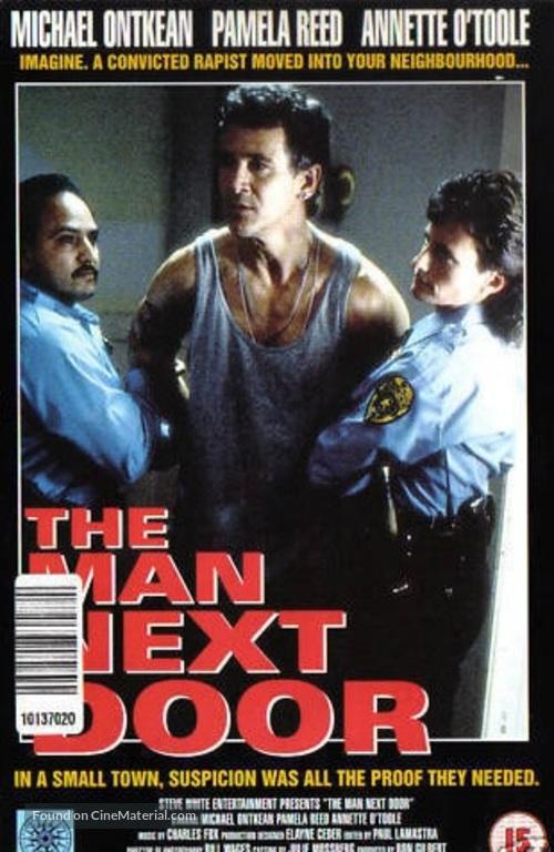 The Man Next Door - British Movie Cover