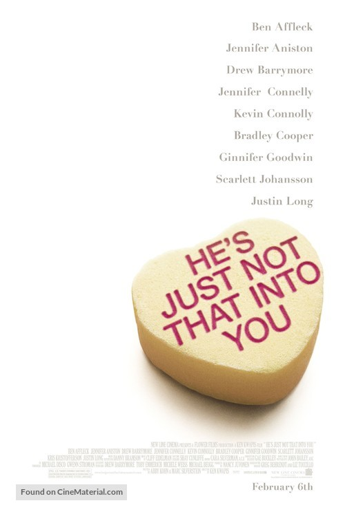 He's Just Not That Into You - Movie Poster