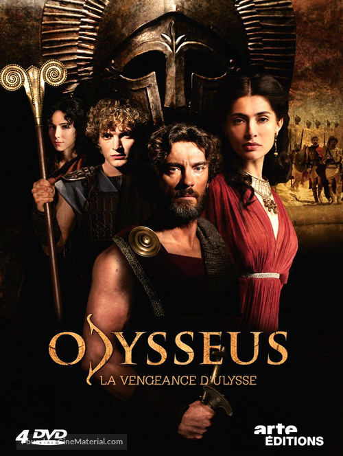 """Odysseus"" - French Movie Cover"