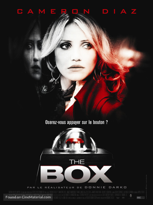 The Box - French Movie Poster