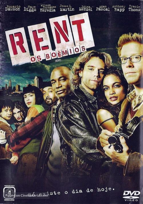 Rent - Brazilian Movie Cover