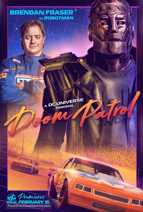 """Doom Patrol"" - Movie Poster"