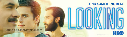 """""""Looking"""" - Movie Poster"""