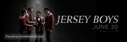 Jersey Boys - Movie Poster