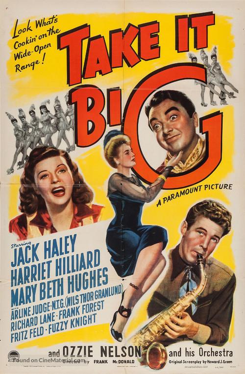 Take It Big - Movie Poster