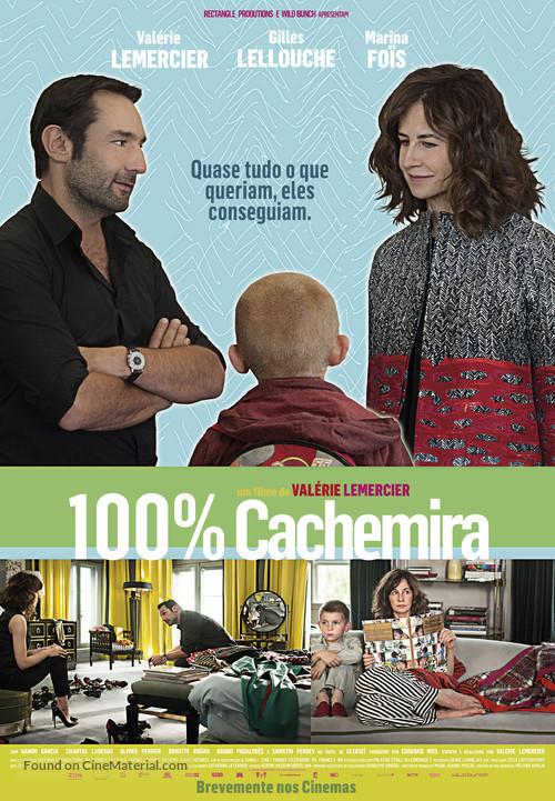 100% cachemire - Portuguese Movie Poster