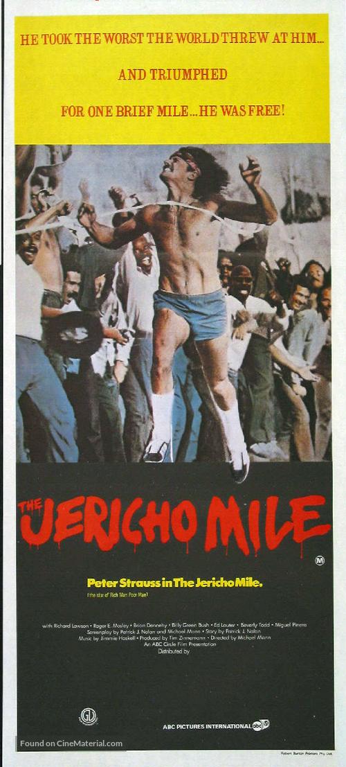 The Jericho Mile - Australian Movie Poster