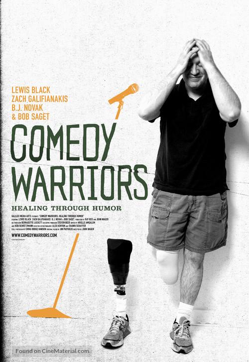 Comedy Warriors: Healing Through Humor - Movie Poster
