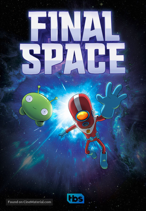 """""""Final Space"""" - Movie Poster"""