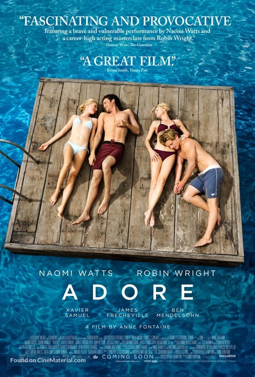 Watch Adore Online For Free - 123Movies