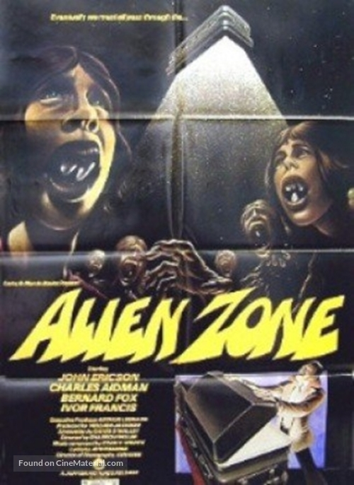 Alien Zone - Movie Poster