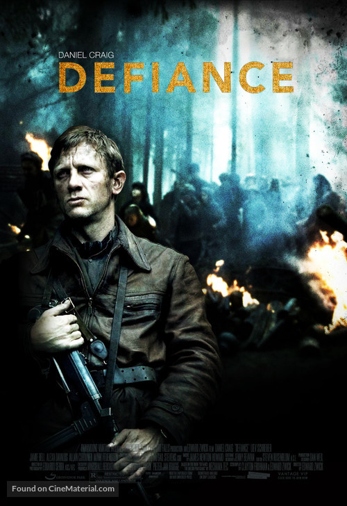 Defiance - Movie Poster