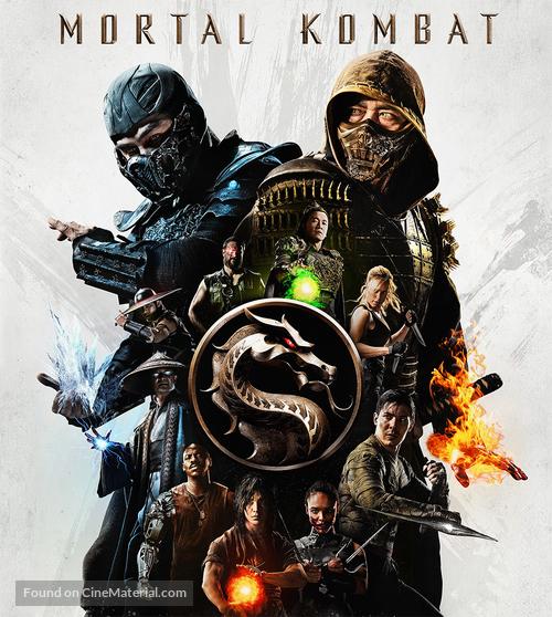 Mortal Kombat - Movie Cover