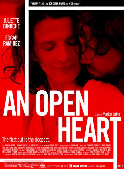 À coeur ouvert - Movie Poster