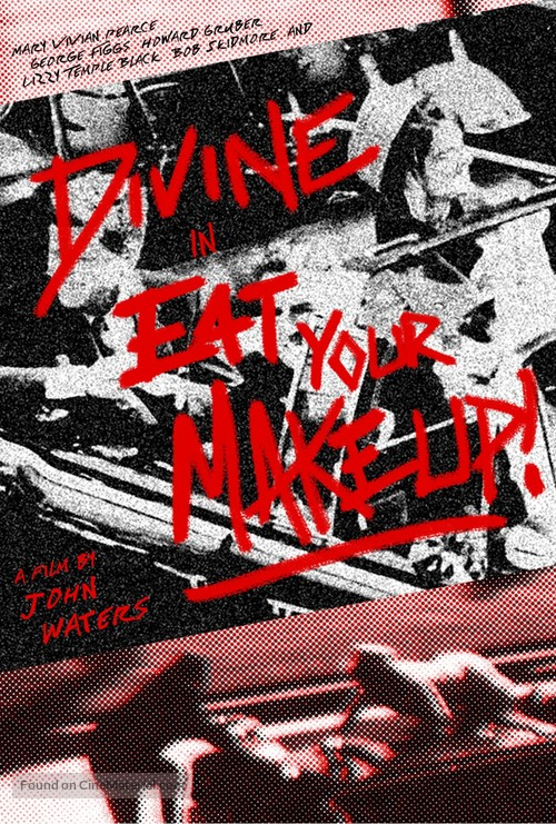 Eat Your Makeup - Movie Poster