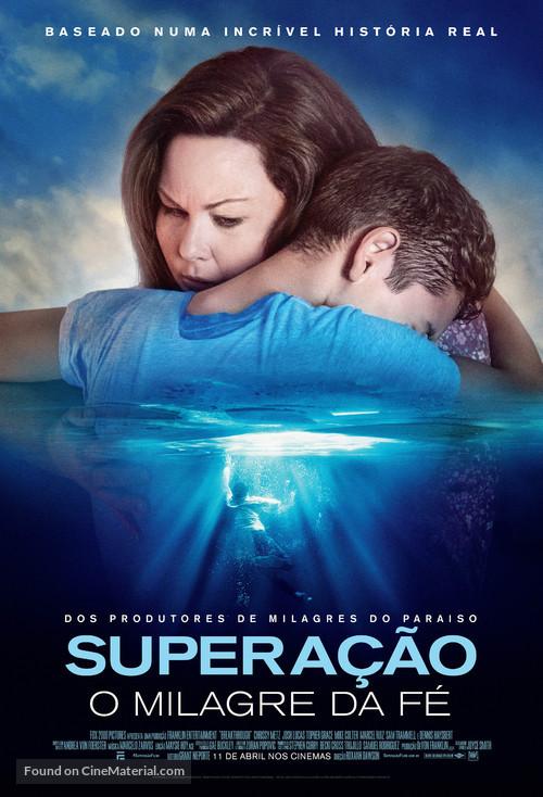 Breakthrough - Brazilian Movie Poster