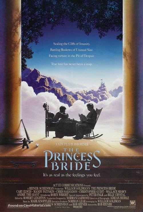 The Princess Bride - Movie Poster