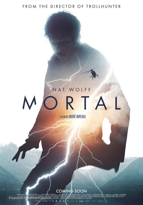 Mortal - International Movie Poster
