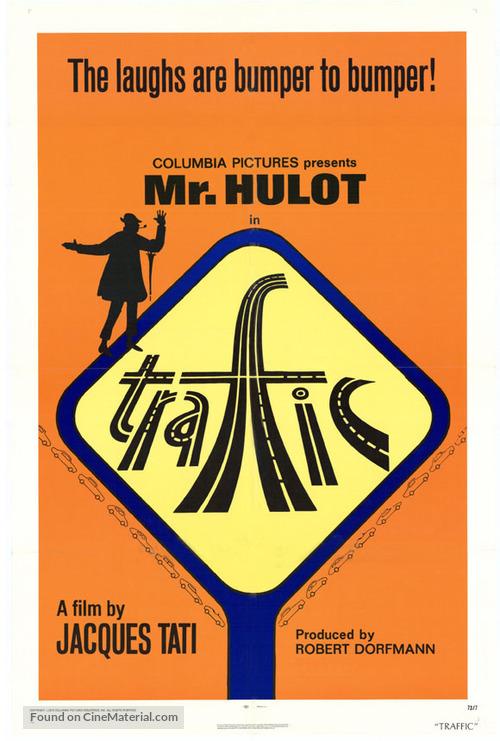 Trafic - Movie Poster