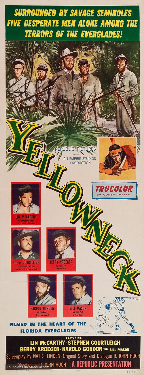 Yellowneck - Movie Poster