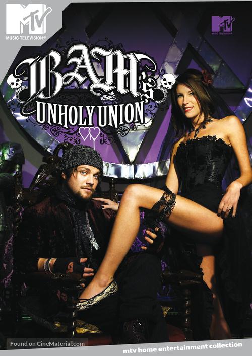 """""""Bam's Unholy Union"""" - poster"""