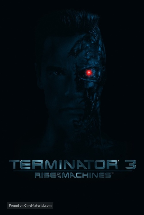 Terminator 3: Rise of the Machines - Movie Poster