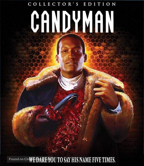 Candyman - Blu-Ray movie cover