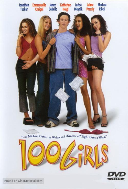 100 Girls - DVD movie cover