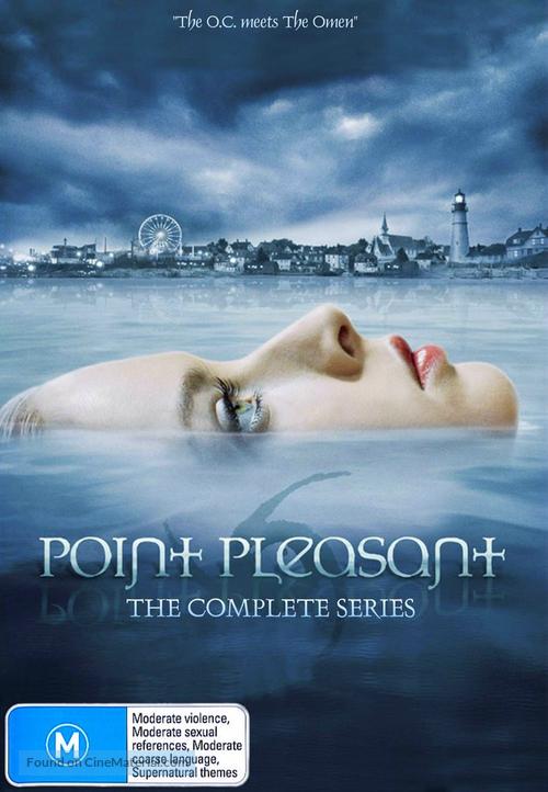 """Point Pleasant"" - Australian Movie Cover"