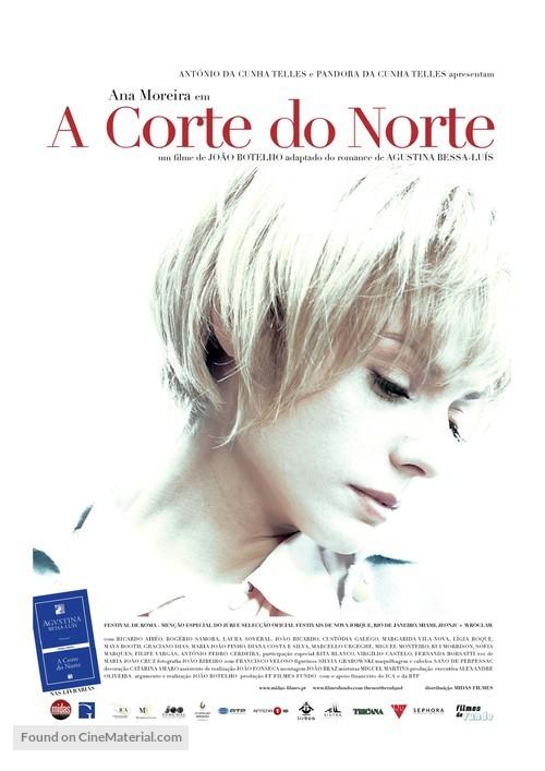 A Corte do Norte - Portuguese Movie Poster