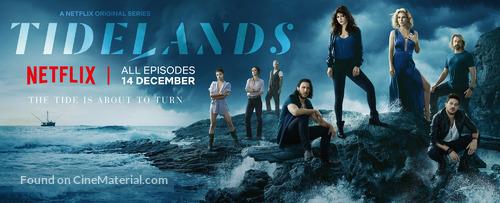 """""""Tidelands"""" - British Movie Poster"""