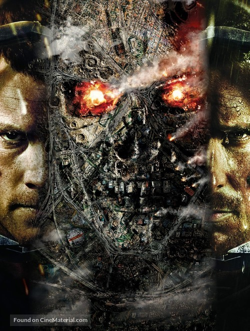 Terminator Salvation - Key art